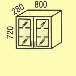G-13 - Верхние шкафчики  - Новинки - Купить Мебель