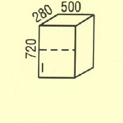 G-28 - Верхние шкафчики  - Новинки - Купить Мебель