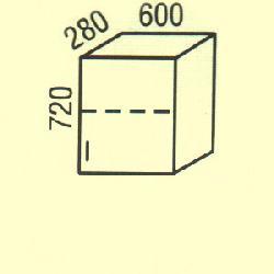 G-29 - Верхние шкафчики  - Новинки - Купить Мебель