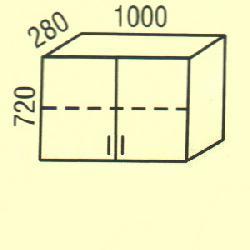 G-31 - Верхние шкафчики  - Новинки - Купить Мебель