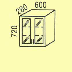 G-38 - Верхние шкафчики  - Новинки - Купить Мебель