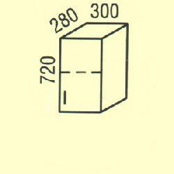 G-9 - Верхние шкафчики  - Новинки - Купить Мебель