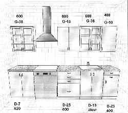 Кухни на заказ K I Купить Мебель