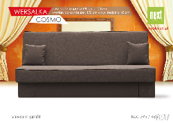 Upholstered furniture store COSMO 1 folding sofa Sale Furniture