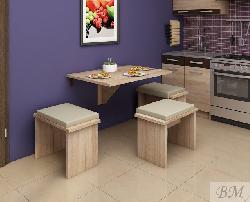 Раскладные столы. Раскладной стол для кухни. Стол книжка EXPERT 9