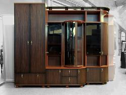Guļamistabas mēbeles verona. Klasikās sekcijas. VERONA II sekcija