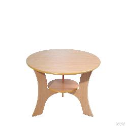 Koka galdi. Galds Ring 2/D. Ringo galds biu4s