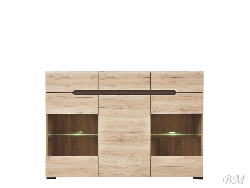 Elpasso KOM2W1D3S dresser - Dressers  - Novelts - Sale Furniture