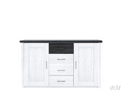 LUCA chest of drewers KOM2D4S - Dressers  - Novelts - Sale Furniture
