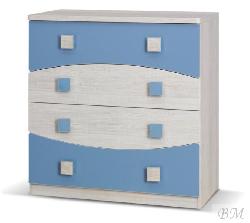 Детская комната Tenus комод 4SZ Купить Мебель