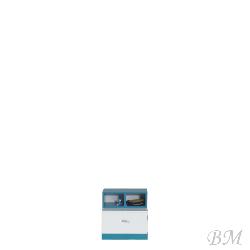 Meblar skapis mo2 mobi. MOBI skapītis MO 17. Kumodes Skapīši