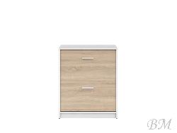 NEPO-SFB2K2 шкафчик для обуви - Шкафчики для обуви  - Новинки - Купить Мебель