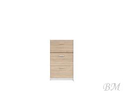 NEPO-SFB3K шкафчик для обуви - Шкафчики для обуви - brW прихожие