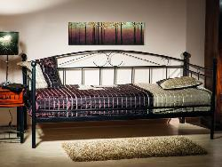 Dizayin salon. Ankara bed. Metal beds