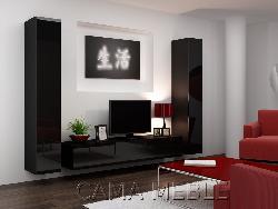 Секции Модерн Полки для тв на стену VIGO 4b секция