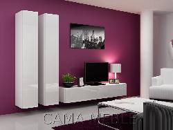 VIGO 4a секция Секции Модерн Полки для тв на стену