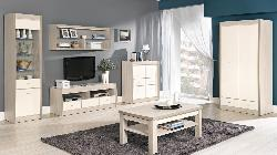 Bog Fran - Furniture Manufacturer Poland - Modern drawing rooms - Popular AXEL LIVING ROOM SET 1