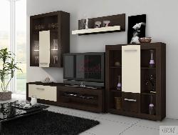 VIKI mēbeles viesistabā Modernās sekcijas Moduļu sekcijas boris