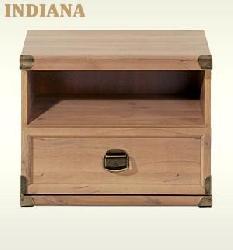 Naktsskapīši. Krāsu katalogs indian. Indiana Jkom 1s