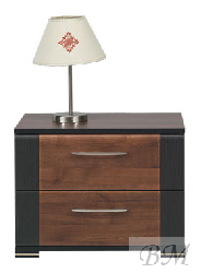 Bog Fran - Furniture Manufacturer Poland - Nightstands - Popular NAOMI bedside table NA 14