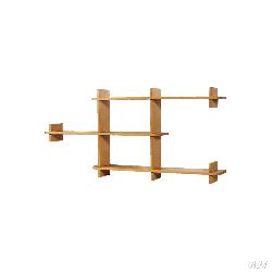 Система полок 75-106. Кронштейн декоративный для полок. Полки настенные