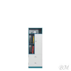 MOBI стеллаж MO 7 - Полки Стеллажи - гардеробная в кладовке