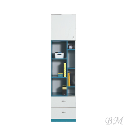 Полки Стеллажи - гардеробная в кладовке - MOBI стеллаж MO 6