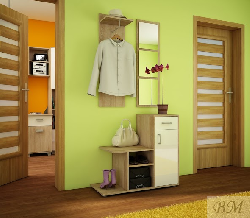 Прихожие Гардеробы Прихожая MIKA Купить Мебель
