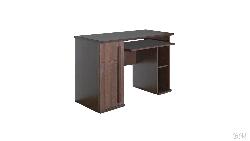 Столы письменные - Стол AU10 - полки над письменным столом
