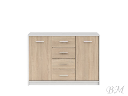 NEPO-KOM2D4S chest of drawers - Dressers  - Novelts - Sale Furniture