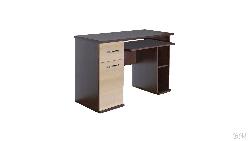Стол KL10 - полки над письменным столом - Столы письменные
