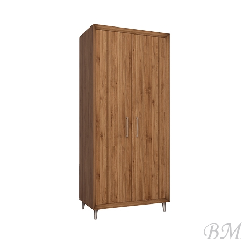 Enzo S2D warderobe - Cases 2-door  - Novelts - Sale Furniture