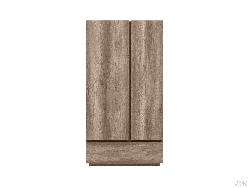 Anticca SZF2D1S cupboard - Cases 2-door - Novelts - Sale Furniture