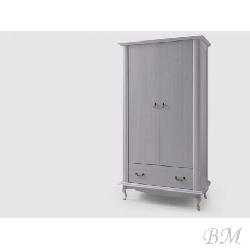 Cases 2-door. Diana DA2 cupboard. Classic style