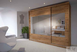 Wardrobes with sliding doors - Popular Sino 260 Sale Furniture
