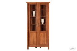 Угловые столовые витрины. Natural Collection A-4 угловая витрина. Витрины