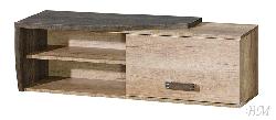 Romero R11 L+P sienas skapītis. Модерн кровать с угловим диваном п. Sienas skapīši
