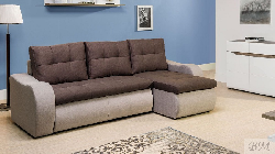 Bog Fran - Furniture Manufacturer Poland - Angular sofas - Novelts YORK folding corner sofa