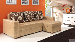 Bog Fran - Furniture Manufacturer Poland - Angular sofas - Сostly APOLLO folding corner sofa