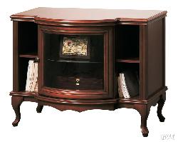 Wersal W-RTV/M стол. Стол цвет орех lv. Столики под телевизор