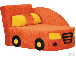 Bog Fran - Furniture Manufacturer Poland - Soft furniture for children - Сostly SMYK small sofa