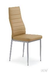 Virtuves (ēdamistabas) krēsli K70 light brown krēsls Kreslu dizains