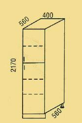 D-15. Нижние шкафчики. Ручки для кухни