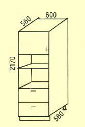 D-38 - Нижние шкафчики  - Новинки - Купить Мебель