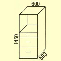 D-49 - Нижние шкафчики  - Новинки - Купить Мебель