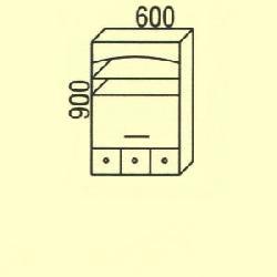 Верхние шкафчики. Маленькие раздвижные кухонные столики в г пятигорске. G-85