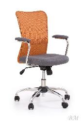 . ANDY стул. Стулья офисные цвет оранжевый