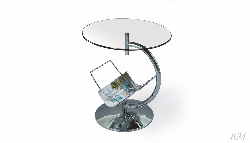 Столы Столики Журнальный столик ALMA bezbarwny Купить Мебель