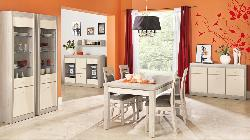 Bog Fran - Furniture Manufacturer Poland - Dining furniture sets - Cheap AXEL DINNING ROOM SET 1