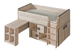 детские кровати 2 х ярусные - Gumi G19 - Кровати Кроватки